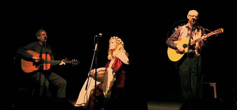 Bearwood Acoustic Folk Trio